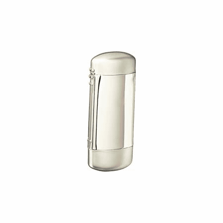 Silver Two Tone Cigar or Sunglasses Holder