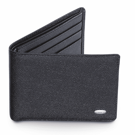 Slim Bifold Wallet by Dalvey - Discontinued