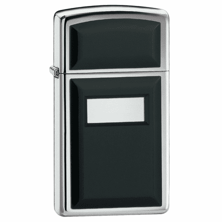 Slim Ultralight Personalized Zippo Lighter - Discontinued