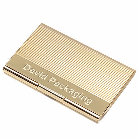 release date: 8c10c fa6db Solid Brass Engraved Business Card Case