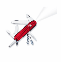 Spartan Lite Ruby Swiss Army Knife