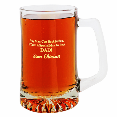 Special Man To Be A Dad 25 Ounce Tankard