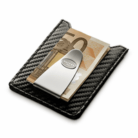 Sport Card Holder & Money Clip by Dalvey