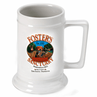 Sportman's Sanctuary German Beer Stein - Discontinued