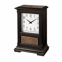 St. Louis Chiming Mantel Clock by Bulova
