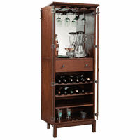 Suttons Bay Wine & Bar Cabinet by Howard Miller - Discontinued