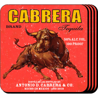 Tequila Coaster Set - Free Personalization