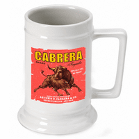 Tequila German Beer Stein - Discontinued