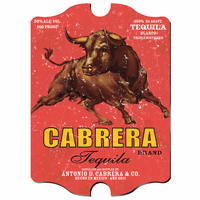 Tequila Vintage Pub Sign - Free Personalization