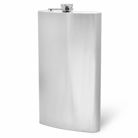 The Biggest Flask in The World