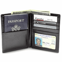 The Converter Currency Wallet & Passport Holder