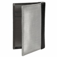 The Driving Wallet in Stainless Steel