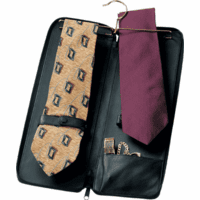 The Leather Tie Caddy - Discontinued