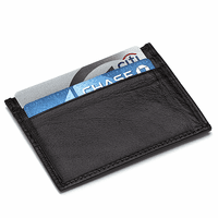 The Weekender Slim Leather Wallet
