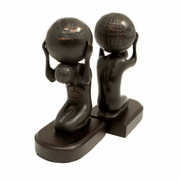 The Weight of the World Bookends - Discontinued