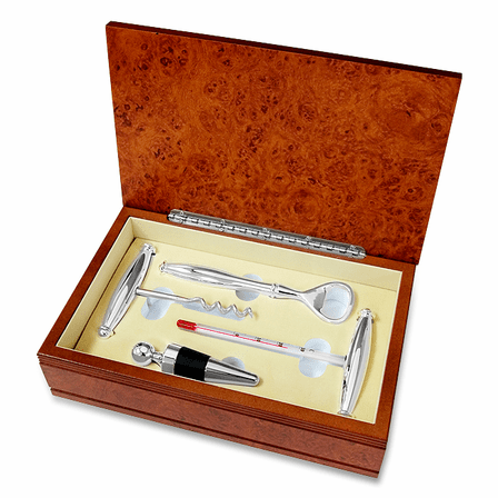 The Wine Enthusiast Gift Set
