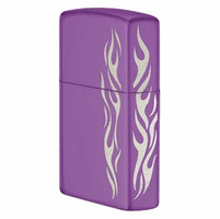Tribal Tattoo Abyss Zippo Lighter - ID# 24814