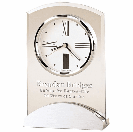 Tribeca Tabletop Clocks by Howard Miller