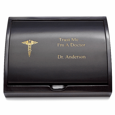 Trust Me ... I'm A Doctor Pen & Card Holder Set