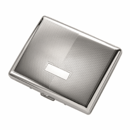 Two Tone Design Cigarette Case for Kings or  100s