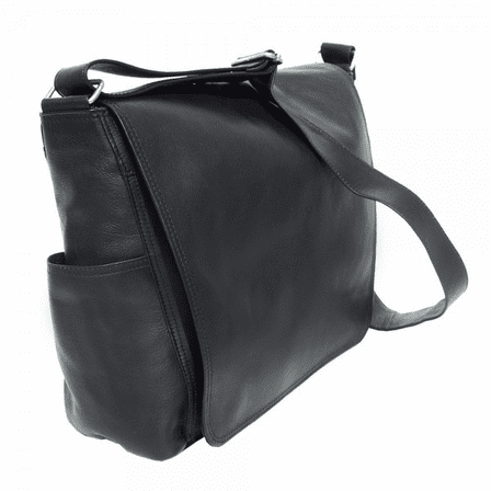 Urban Messenger Bag by Piel Leather - Free Personalization ... 62d8c97d7ac9a