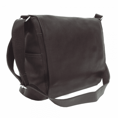 0923985253a4 Urban Messenger Bag by Piel Leather - Free Personalization