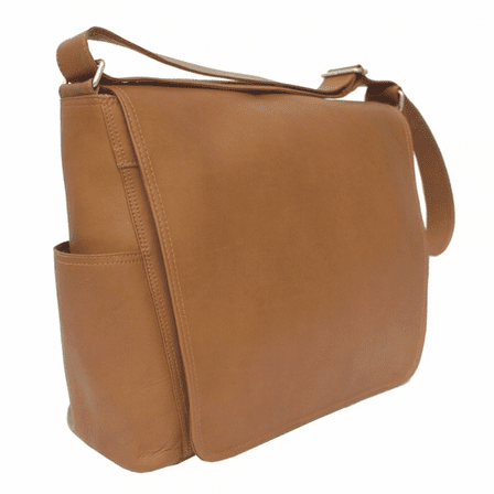 Urban Messenger Bag by Piel Leather - Free Personalization