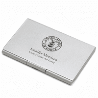 US Air Force Personalized Business Card Case