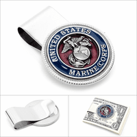US Marines Money Clip - Discontinued
