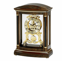 Valeria Tabletop Pendulum Clock by Bulova