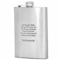 Valley Of Death Flask