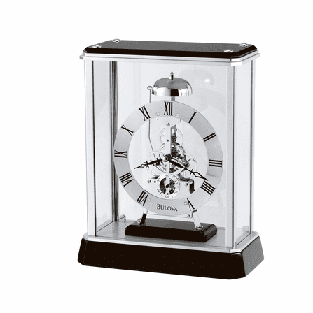 Vantage Chiming Mantel Clock by Bulova