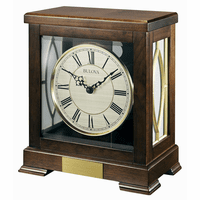 Victory Chiming Mantel Clock by Bulova