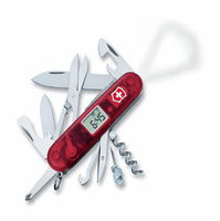 Voyager Lite Ruby Swiss Army Knife