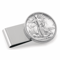 Walking Liberty Coin Money Clip