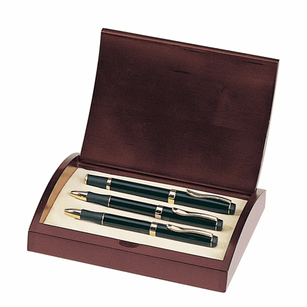 Wall Street Pen & Pencil Gift Set