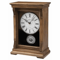 Warrick III Chiming Mantel Clock By Bulova