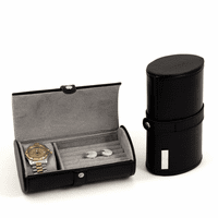 Watch & Cufflinks Travel Case