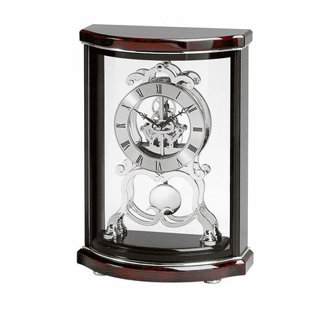 Wentworth Tabletop Pendulum Clock by Bulova