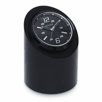 Workplace Collection Circular Black Clock with Sporty Dial by Citizen