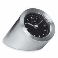Workplace Collection Telescopic Style Desk Clock by Citizen