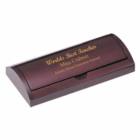 World's Best Teacher Two Piece Pen Set