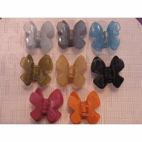 French Atelier butterfly clip
