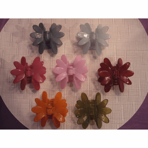 French Atelier flower clip
