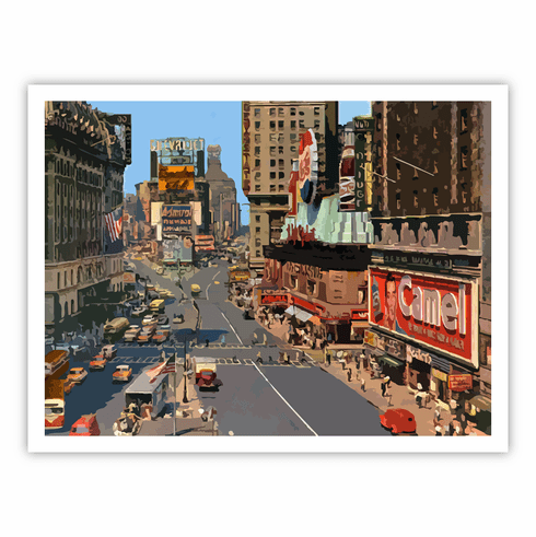 NYC OLD #2 by Peter Stanick