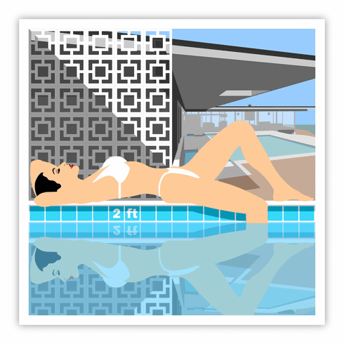 POOL by Peter Stanick