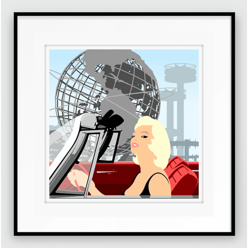 UNISPHERE by Peter Stanick