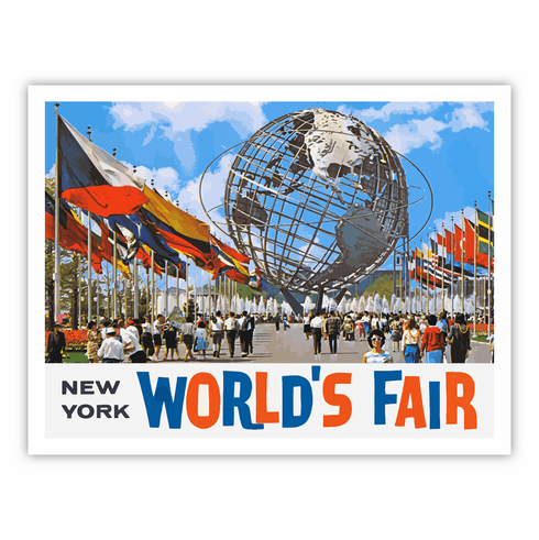 WORLDS FAIR by Peter Stanick