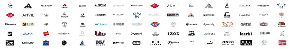 Apparel Brands