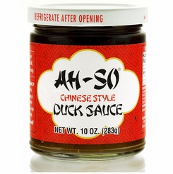 Ah-So Chinese Style Duck Sauce 10 oz.